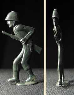 FIGURE OF THE WEEK #20: This week we salute the Comic Book Toy Soldier as our Figure of the Week.