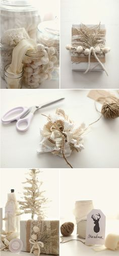 Before we dive headfirst into our Wrapping Essentials Guide, we thought we'd revisit one of our all time favorite gift wrapping extravaganzas. That we still reference for its crafty goodness and all out gifting beauty. Designed by the beautiful and oh-so-talented Summer Watkins of Grey Likes Weddings this is sure to get your gift wrapping…
