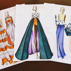 Part 3 of the Amazing last @delpozo collection by @josepfontc