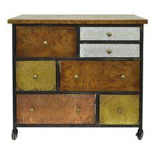 7 Drawer Cabinet