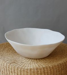 beautiful ceramic serving dish