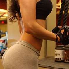 fitgymbabe: Sexy Gym Babes - the Leanest, Healthiest, Sexy, and Cutest Gym Babes on Tumblr! Updated Hourly! Instagram: @FitGymBabes The new workout video section has tons of free tons of free weight loss plans