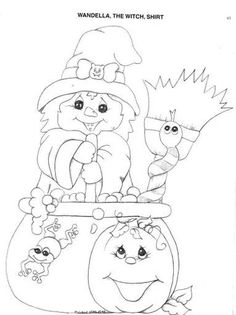 Foto: Fall Coloring Pages, Colouring Pics, Coloring For Kids, Adult Coloring Pages, Coloring Books, Moldes Halloween, Adornos Halloween, Manualidades Halloween, Halloween Coloring Pictures