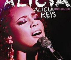 """Released on October 7, 2005, """"Unplugged"""" is the first live album by Alicia Keys. It was recorded as part of the television program MTV Unplugged. TODAY in LA COLLECTION on RVJ >> http://go.rvj.pm/4ln"""