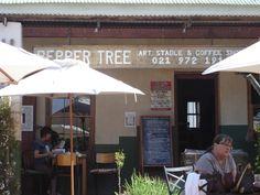 The Pepper Tree Restaurant
