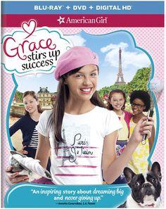 American Girl Grace DVD