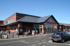 Sainsbury's Signage by Astley Signs