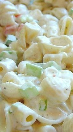 Creamy Southern Pasta Salad - This one is, in my opinion, the best. Guaranteed to be a hit at potlucks and picnics or a simple weeknight meal. Recipe for Creamy Southern Pasta Salad No Getting Off This Train- All Things Meal Planning jaimebacon Sid Pasta Dishes, Food Dishes, Side Dishes, Pasta Recipes, Cooking Recipes, Noodle Recipes, Cooking Ideas, Seafood Salad, Seafood Boil