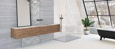 Tina 25x90 | Ceramika Końskie - produkujemy gres Bathroom, Washroom, Full Bath, Bath, Bathrooms