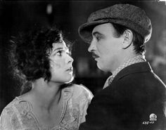 Jaqueline Logan and Raymond Griffith in THE DAWN OF A TOMORROW (1924)