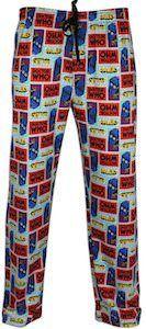 Doctor Who, Tardis, And Dalek Pajama Pants - http://www.godoctorwho.com/doctor-tardis-dalek-pajama-pants/