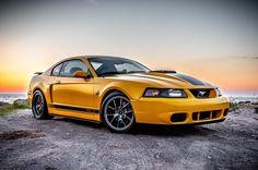 '03/'04 (?) Mach 1 Mustang
