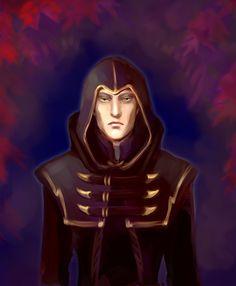 Thalmor Justiciar by Aihito.deviantart.com on @DeviantArt