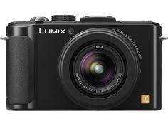Panasonic DMC-LX7K. Possible new travel camera.