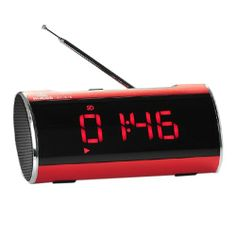 [US$ 35.49] LCD Display Compact Design Tiny Speaker with TF Card Slot,USB Host,FM