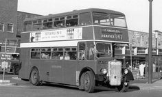 Service 241, Basildon, 1965