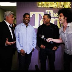Jay, Denzel Washington, Yankees slugger Robinson Cano, and Bryan
