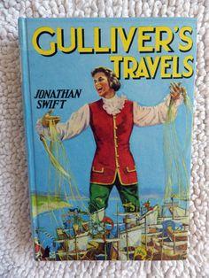 60s Gullivers Travels