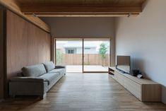 Relation house in Hyogo, Japan by Tsubasa Iwahashi architects