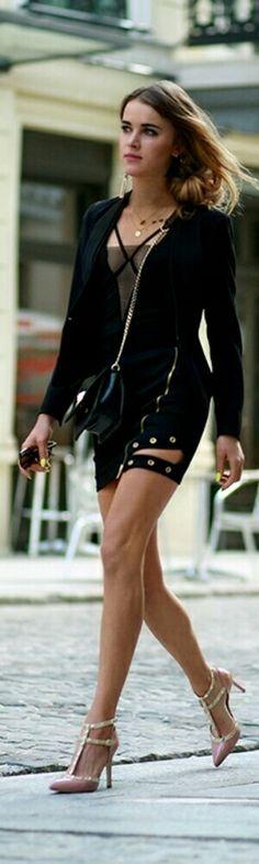 SBM Skirt / Fashion by Maffashion