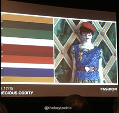 Precious Oddity trend color forecast fall 2017 winter 2018