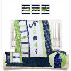 """Organic Crib Bedding"" by chinnok-design on Polyvore"