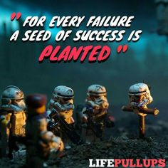 If you want to succeed fast you will have to face some failure! Remember to fail forward. TAG someone who loves STAR WARS! And comment your thoughts if you liked the new movie or not!
