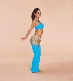 10-Minute Workout: Belly-Dance Away Ab Flab | Fitness Magazine