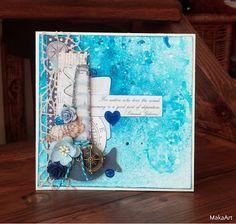 My Card *For my Sailor...* makaart14.blogspot.com