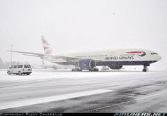 British Airways B777-236/ER