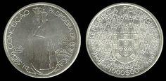 1000 Escudos - Prata, 1996