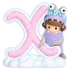 CH.B *✿*..Alfabeto Disney...X