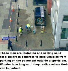 The stupidest workers