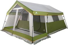 Ozark Trail 10-Person Family Cabin Tent w/ Screen Porch: Shop Walmart and get this Ozark Trail 10-Person Family Cabin… #coupons #discounts