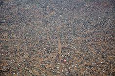 Angola (Luanda) / the urban sprawl doesn't stop