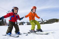 When you're a beginning skier, it's important to get started skiing with appropriate gear and lessons, and to know the basics of navigating your way up and down a mountain. These skiing tips for beginners will help you get started. First Time Skier's Tips Resorts For Kids, Best Ski Resorts, Winter Activities For Toddlers, Preschool Winter, Ski Vacation, Vacation Ideas, Dream Vacations, Kids Skis, Best Skis