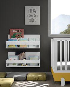 Estanterías para libros - Mobiliario infantil Hygge Home, Reading Nook, Baby Room, Kids Room, Ikea, Sweet Home, Room Decor, Interior Design, House Styles