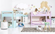 My Place bunk bed from Domayne.