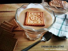 Caceroladas: Crema de galletas