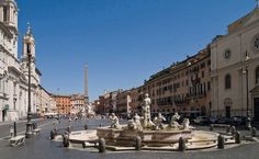 Roma | Itália _ para estar em meio ao caos mais harmonioso.