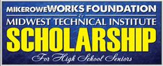 #highschool #seniors2016 a 100 percent tuition-paid #scholarship for any of MTI's workforce training programs. MTI offers a number of in-demand vocational courses and programs including welding, HVAC, medical assisting, dental assisting, truck driving and more. See Details ~ Deadline: March 25, 2016.