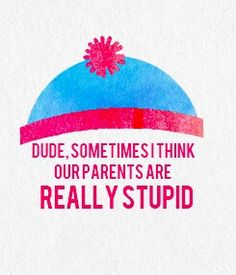 Stan quote -South Park
