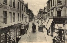 Montague street Historical Images, Local History, Worthing, Old Photos, Brighton, Past, Street View, Places, Pictures