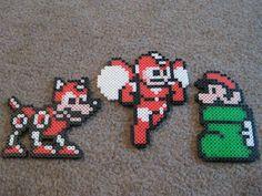 NA » NES & SNES Perler Bead Art & Other Art Projects