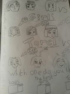 More random doodles