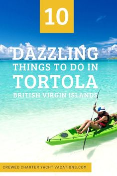 Traveling to Tortola in British Virgin Islands? Use this comprehensive list of things to do on Tortola Island to create an travel itinerary of a lifetime. British Virgin Islands Vacations, Tortola British Virgin Islands, Us Virgin Islands, Maui Vacation, Italy Vacation, Vacation Ideas, Yacht Vacations, Honeymoon Destinations, Southern Caribbean Cruise