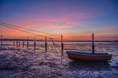 O94 - Tied Up, Tide Out — Photo Sync - S.Singleton Images