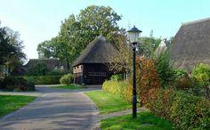 Het drentse dorp Gees in beeld. Bron: Wikipedia.