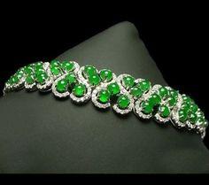 Hiper Diamond - Just another WordPress site Jade Bracelet, Diamond Bracelets, Ankle Bracelets, Diamond Jewelry, Jewelry Bracelets, Bangles, Necklaces, Jade Jewelry, Stone Jewelry