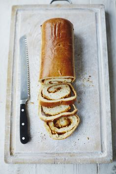 John's Marmite and Cheddar Swirl Loaf - image by Matt Russell Sourdough Recipes, Loaf Recipes, Baking Recipes, Marmite Recipes, John Whaite, Babka Recipe, Savoury Baking, Sweet Pastries, Home Baking